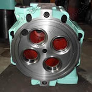 MAK 551 Cylinder Head Supplier, China Marine Engine Parts