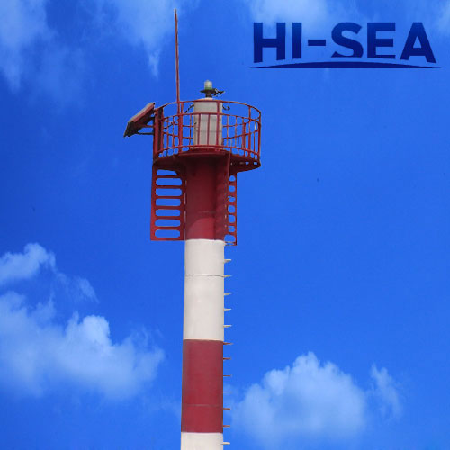 5m Uhmwpe Light Beacon Supplier China Lighthouse And