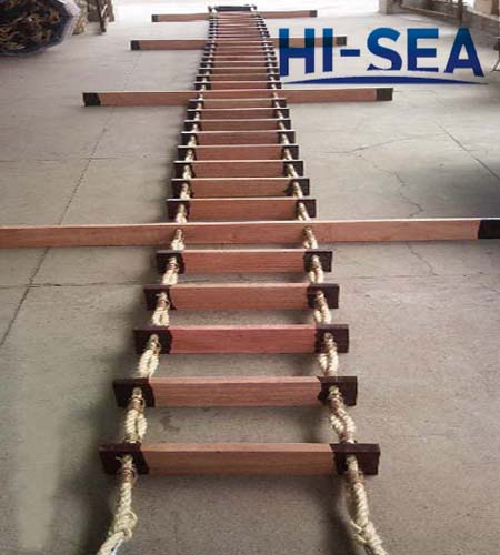 Marine Pilot Ladder Supplier China Marine Ladder