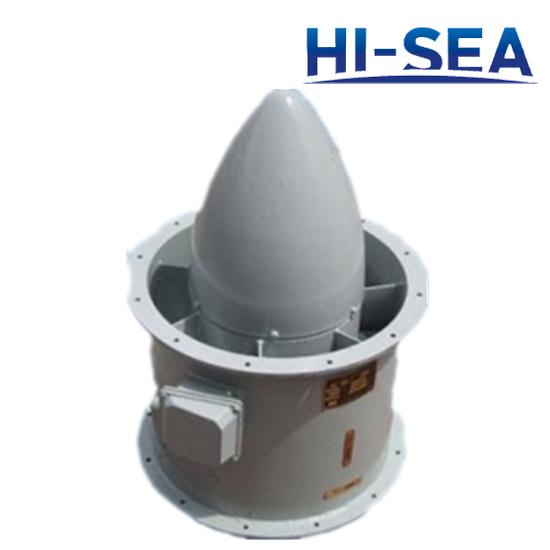 High Pressure Axial Fan 6 : Clz marine high pressure axial flow fan supplier china