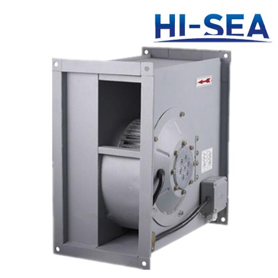 Rectangular Duct Fan : Jcz cz marine axial flow fan supplier china