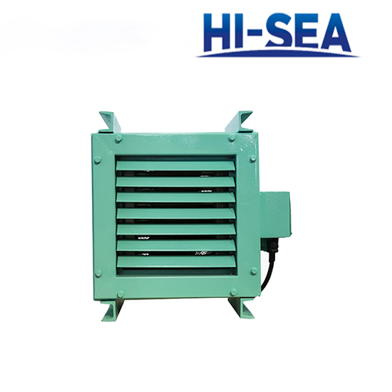 CNF(D) Marine Electric Heating Fan Heater