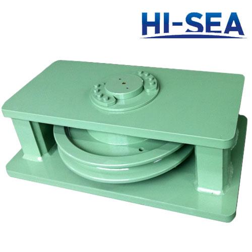 Single Sheave Horizontal Fairlead Supplier China Offshore