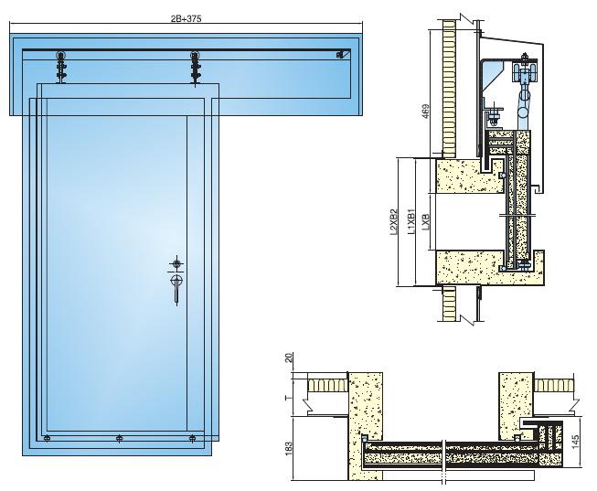 H fire door supplier china marine manufacturer